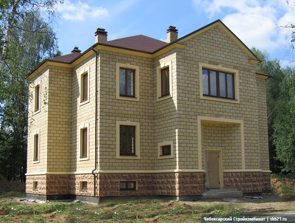 Теплоэффективные блоки в Архангельске