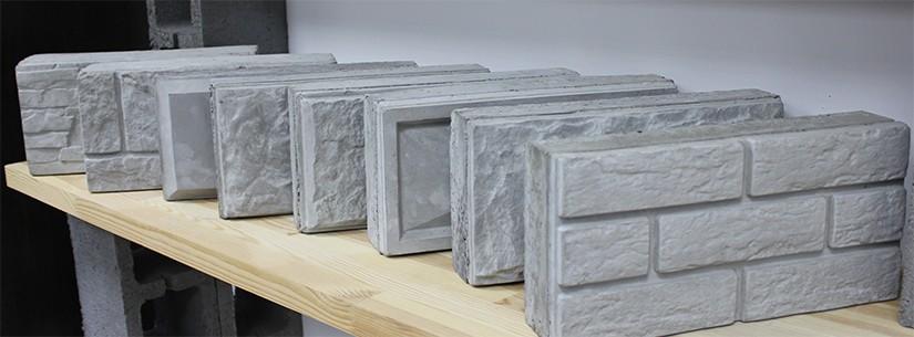Внешние фактуры теплоэффективных блоков