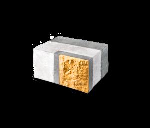 Теплоблок угловой внутренний